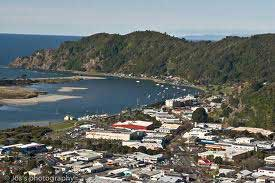 New Zealnd bay